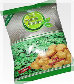 Potato Flakes 500gm Packet